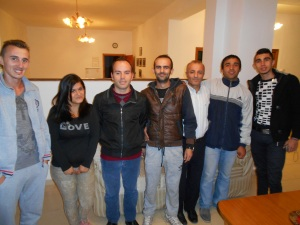 Durres students November 2014