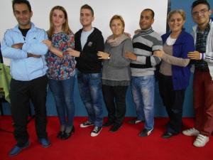 Elbasan Students November 2014