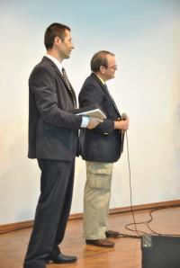 Pellumb and Lee Graduation 2014
