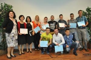 Tirana graduation 2014